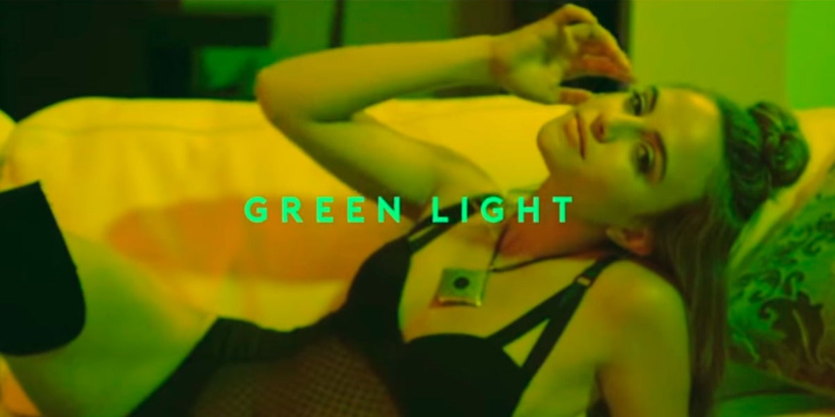 Green Light, de Pitbull