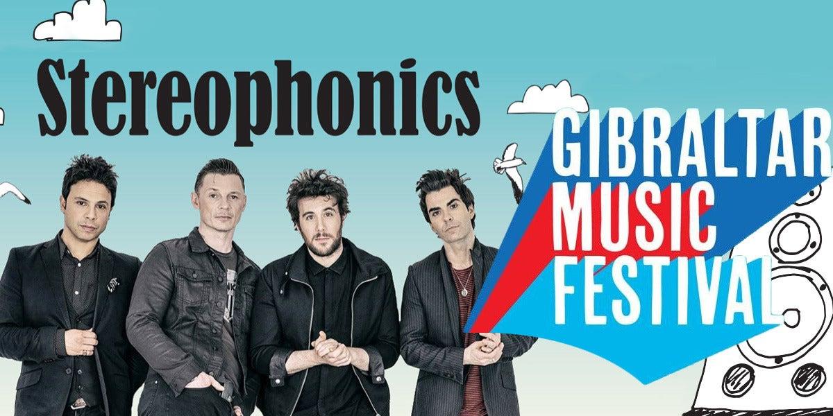 Gibraltar Music Festival 2016 - Stereophonics