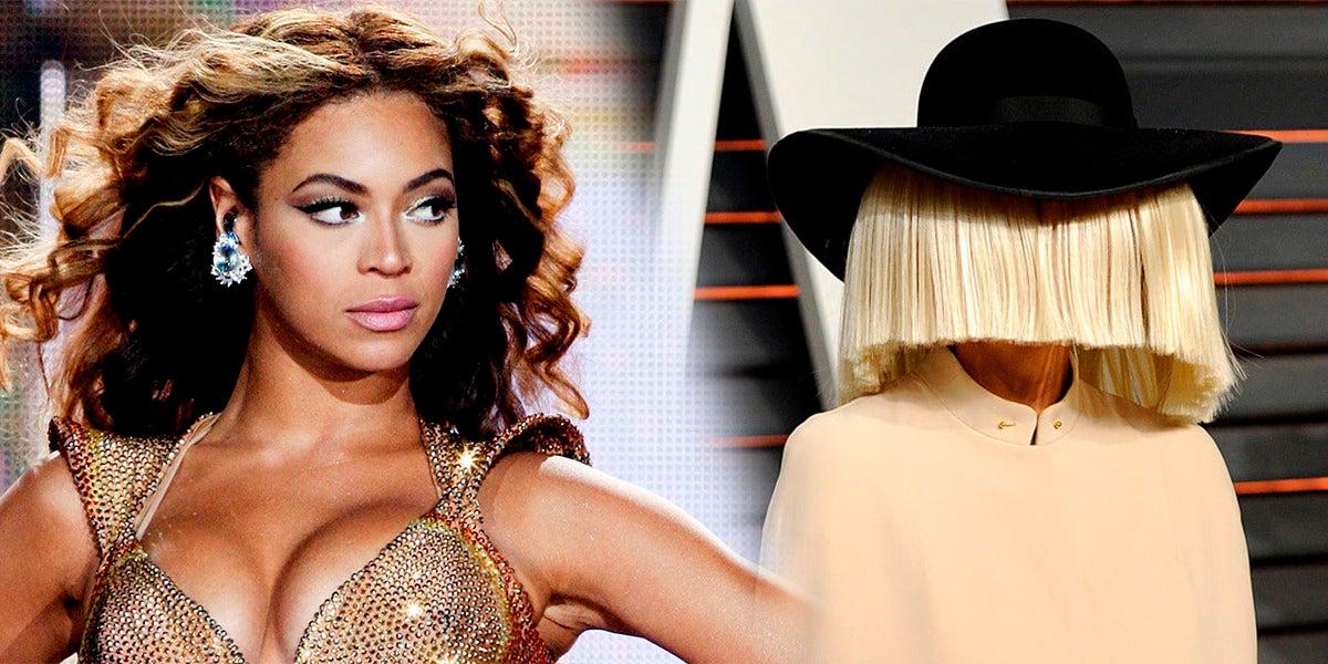 SIa estaría raptada en casa de Beyoncé