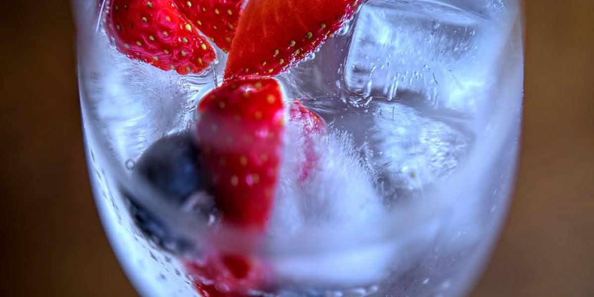 ¿Qué te parece un gin-tonic sin alcohol?