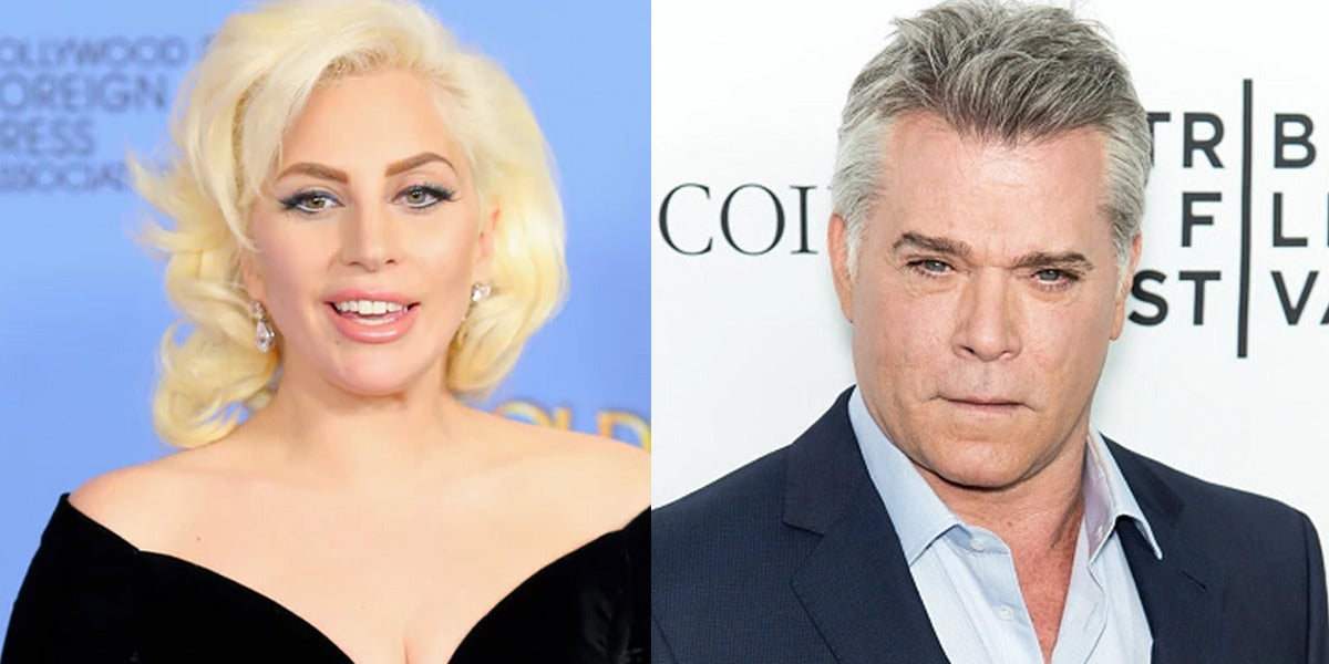Lady Gaga y Ray Liotta