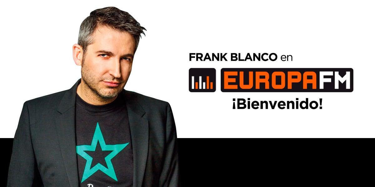 Frank Blanco, en Europa FM