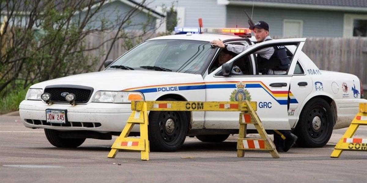 Imagen de archivo de una patrulla de la Policía de Canadá