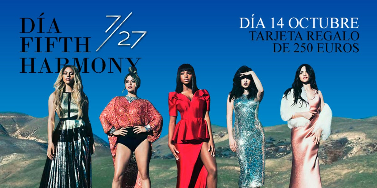 Día Fifth Harmony en Europa FM