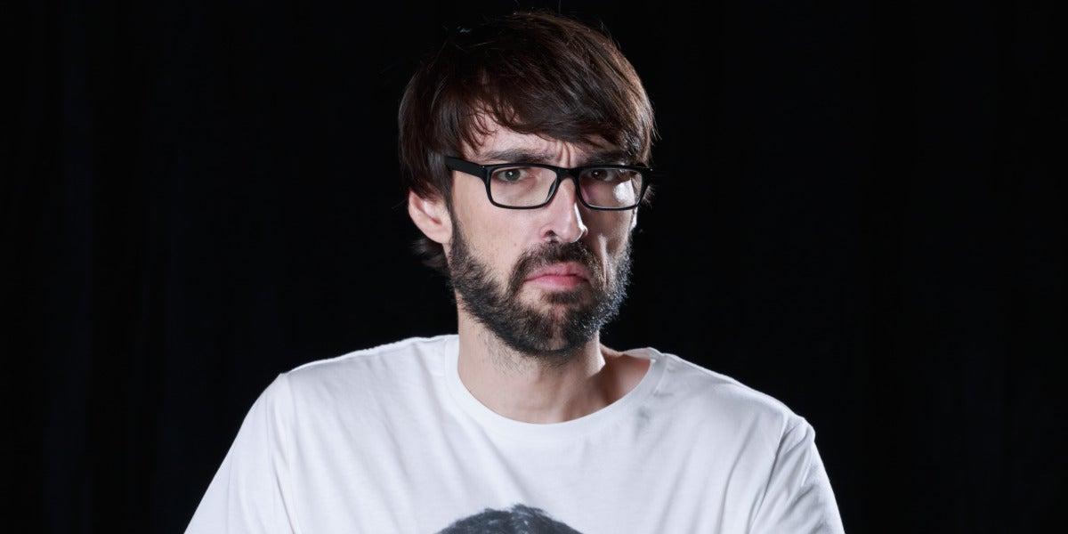 Quique Peinado, presentador de Europlay