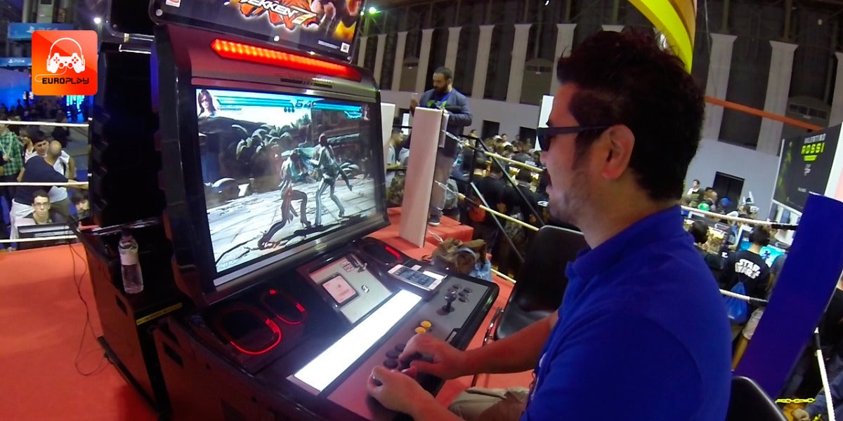 Katsuhiro Harada, productor de Tekken 7