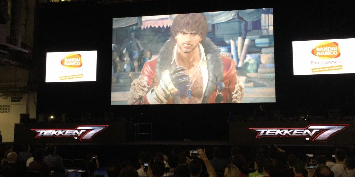 Miguel, el personaje español de Tekken