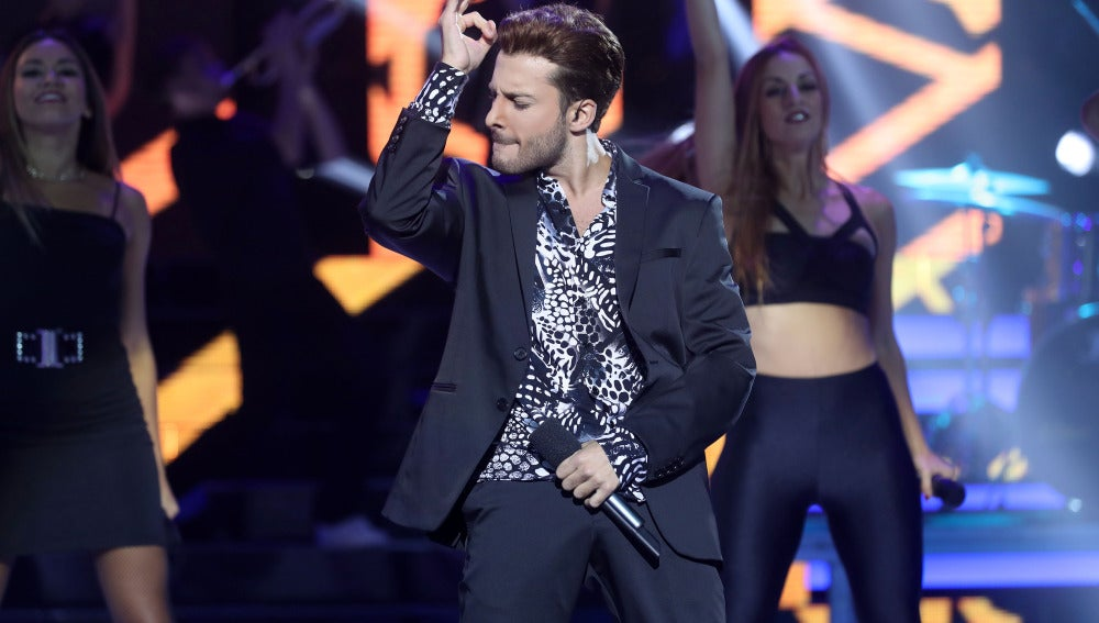 Blas Cantó Justin Timberlake