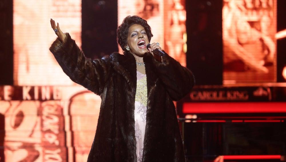 Ruth Lorenzo Aretha Franklin