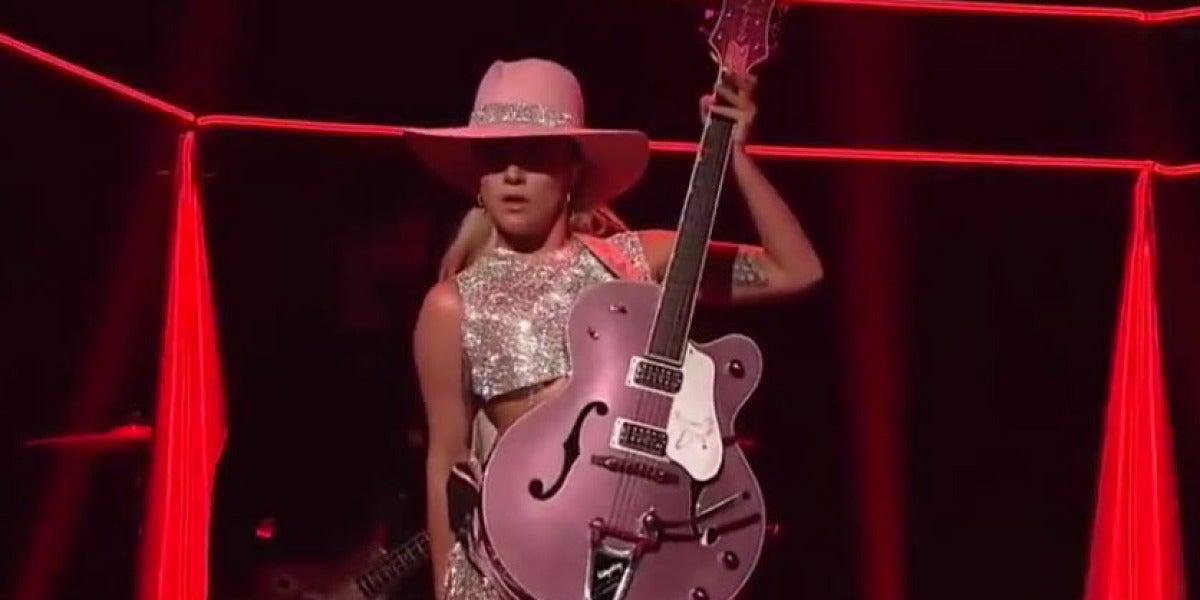 Lady Gaga en SNL