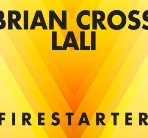 Escucha 'Firestarter', el nuevo tema de Brian Cross junto a Lali Espósito
