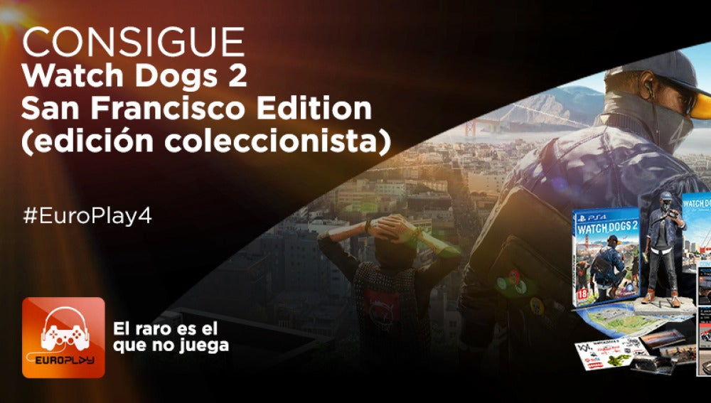 Consigue Watch Dogs 2 San Francisco Edition