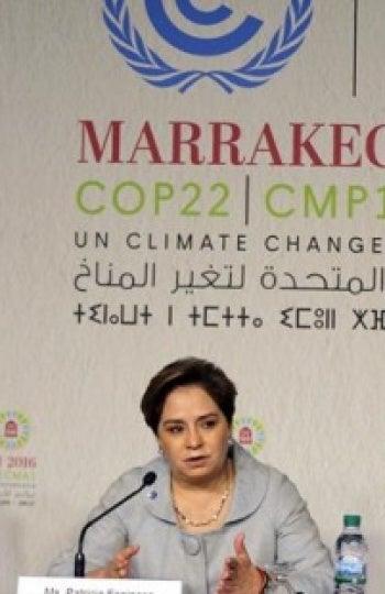 Comienza la Cumbre del clima de Marrakech