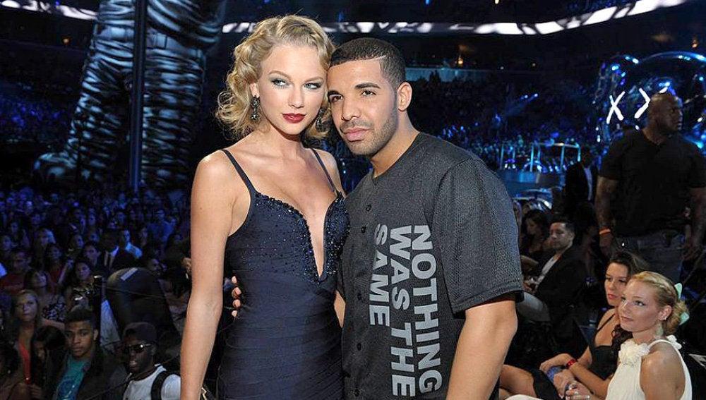 Taylor Swift y Drake
