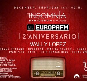 Fiesta del II Aniversario de Insomnia Radioshow