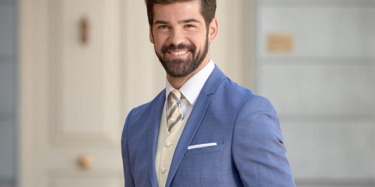 Miguel Ángel Muñoz es Alonso Núñez de Losada en 'Amar es para siempre'