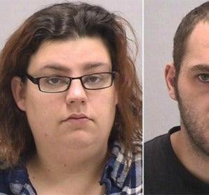 La pareja arrestada por tener sexo en un McDonald's delante de un niño