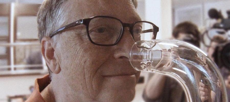 Bill gates quiere erradicar el mal olor de los ba os p blicos - Mal olor bano bote sifonico ...