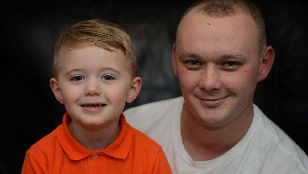 Salva la vida de su padre con solo 3 años