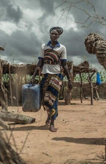 Oxfam Intermón nos recuerda que el cambio climático afecta más a quienes tienen   menos
