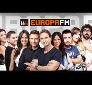 Europa FM sigue creciendo gracias a ti