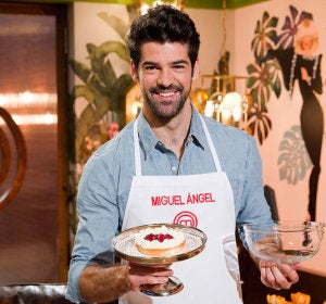 El actor Miguel Ángel Muñoz gana 'Masterchef Celebrity'