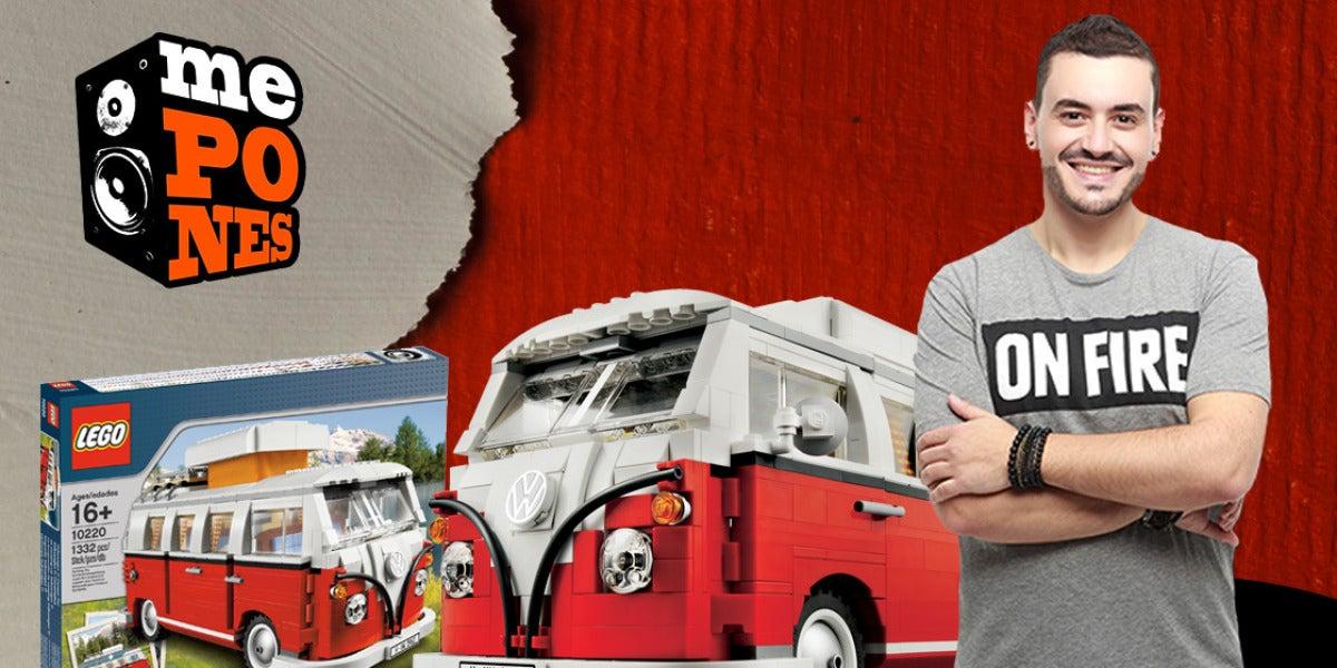 Regalamos furgonetas Volkswagen de Lego en ¿Me Pones?