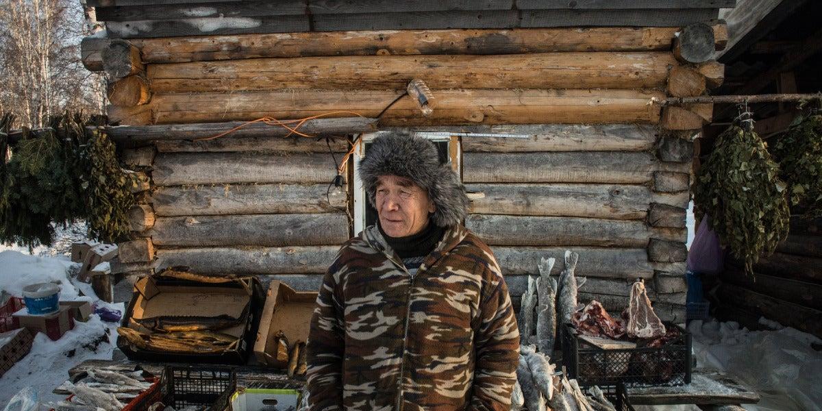 Un ruso en Siberia