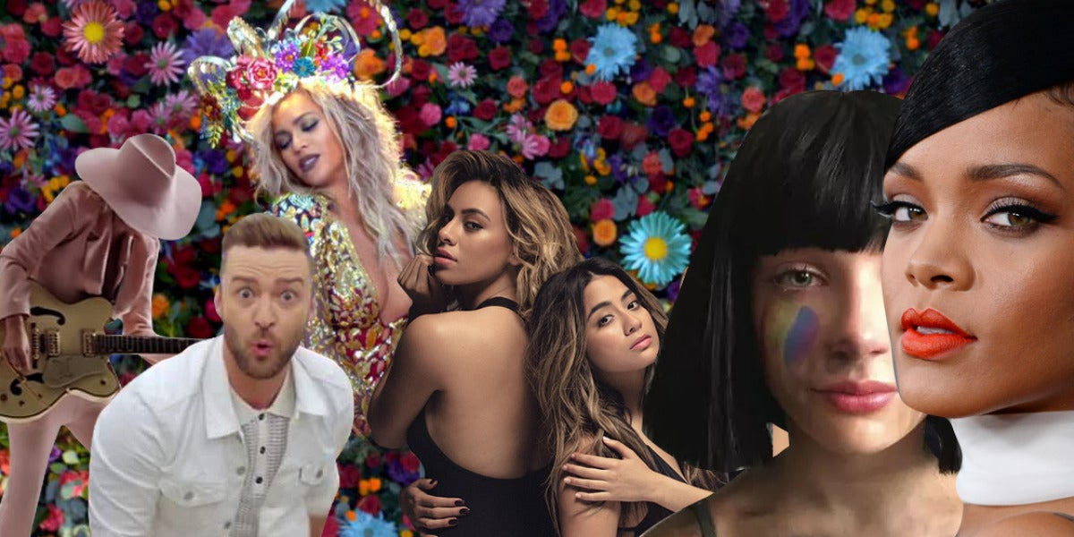 Ranking Mejor Canción 2016