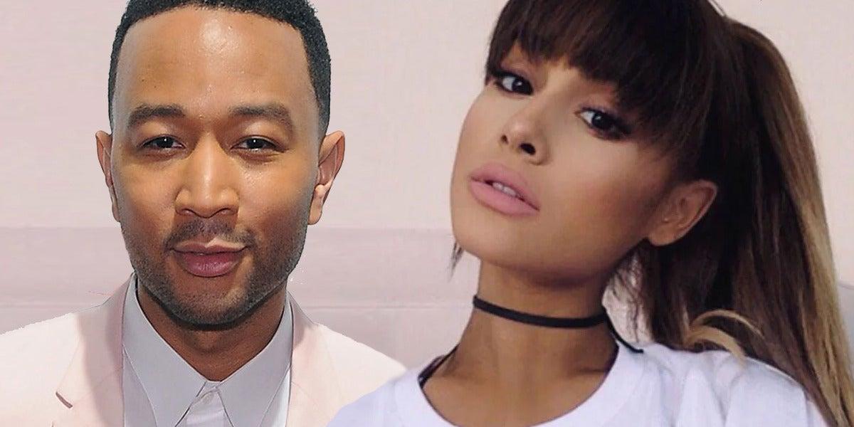 John Legend y Ariana Grande interpretarán el tema principal de 'La Bella y la Bestia'