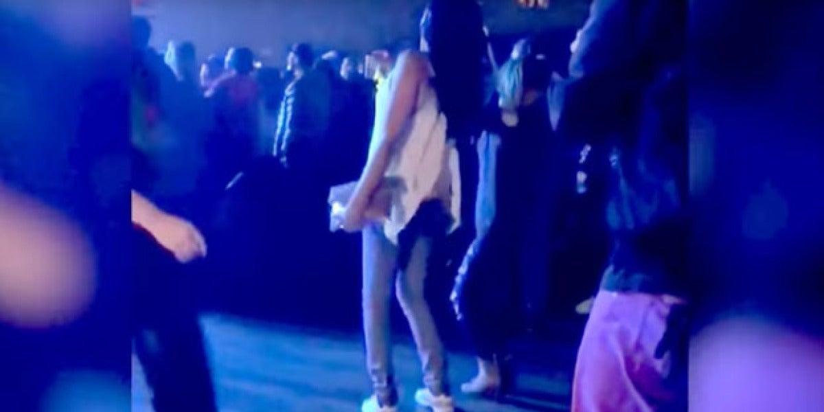 Fail épico cuando estás bailando y tu mentira se descubre
