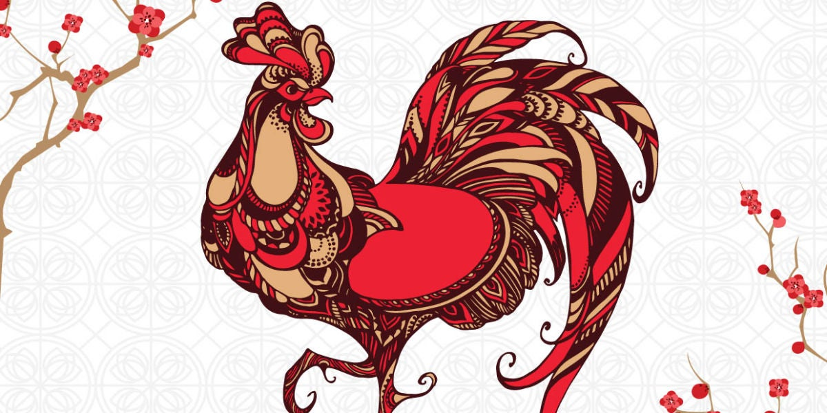 Para los chinos, éste será el año del gallo