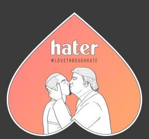 Hater, la nueva aplicación para ligar