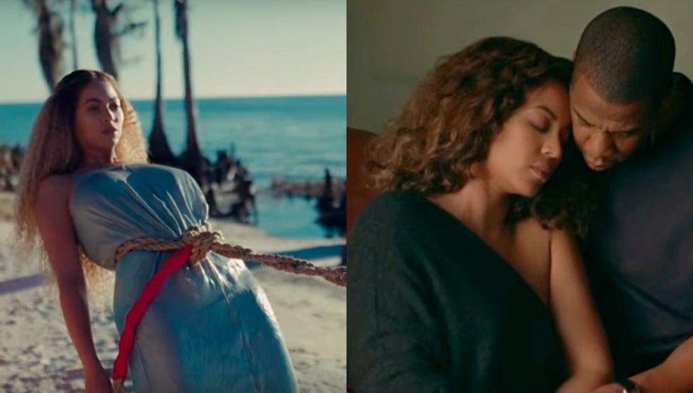 Beyoncé estrena el vídeo de de 'Love Draught' y 'Sandcastles'