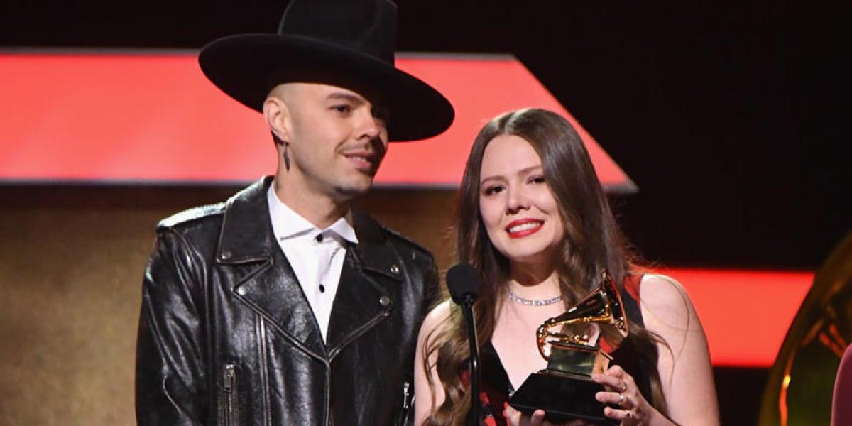 Jesse & Joy en los Grammy