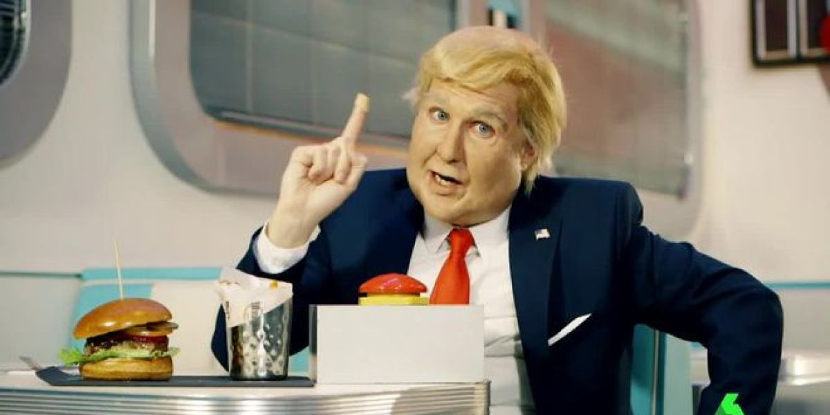 Joaquín Reyes imita a Donald Trump en su última intervención en 'El Intermedio'