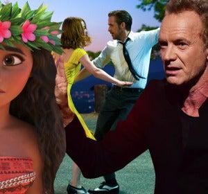 Las bandas sonoras nominadas al Oscar