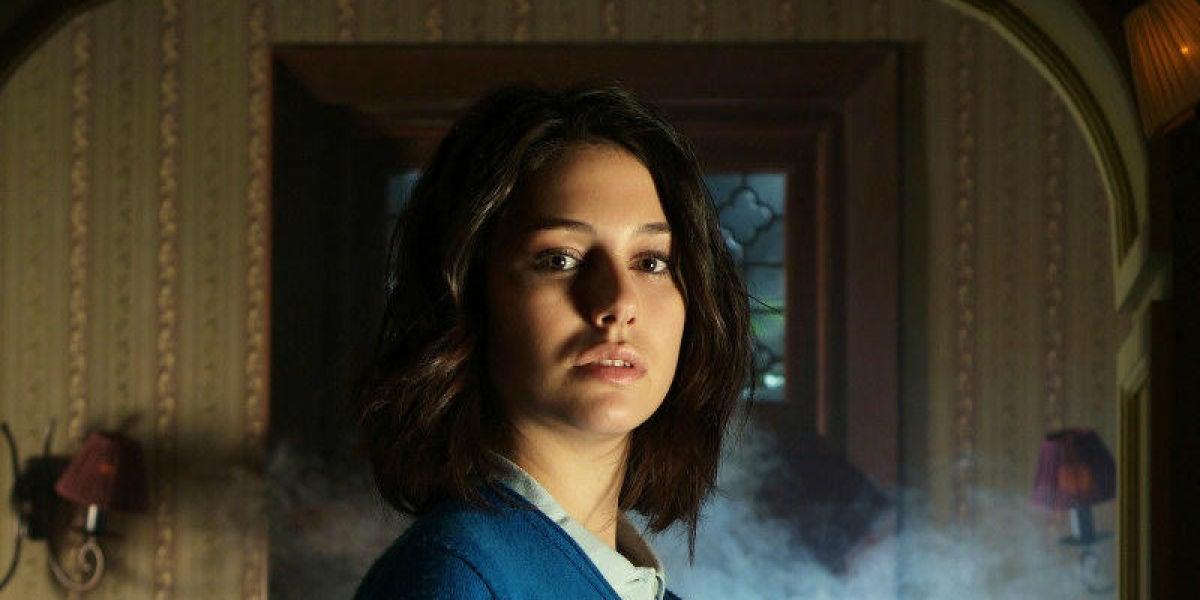 Blanca Suárez en 'El Internado'