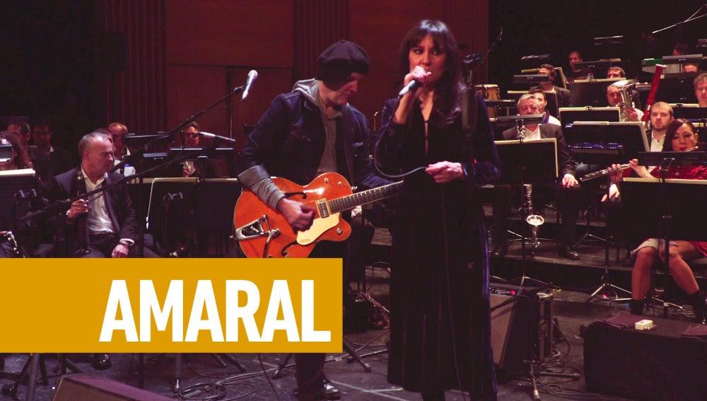 Sesión Personal con 'Amaral'   Sesiones Personales, Floox Music, Música