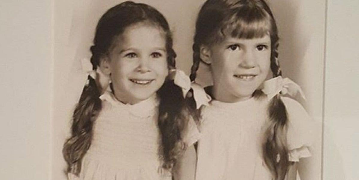 ¿Reconoces a esta famosa cuando era una niña?