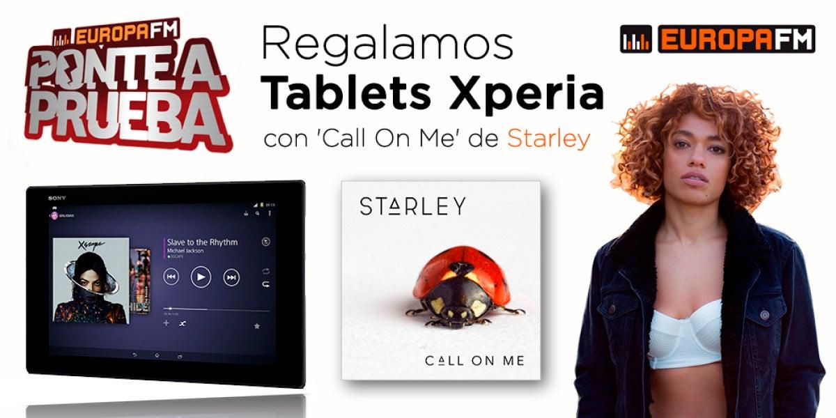 ¡Consigue Tablets Xperia en Ponte a Prueba!