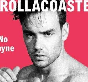 Liam Payne portada de Rollacoaster
