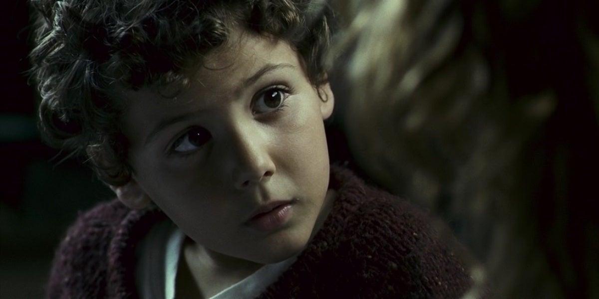 Roger Príncep fue Simón en 'El Orfanato'