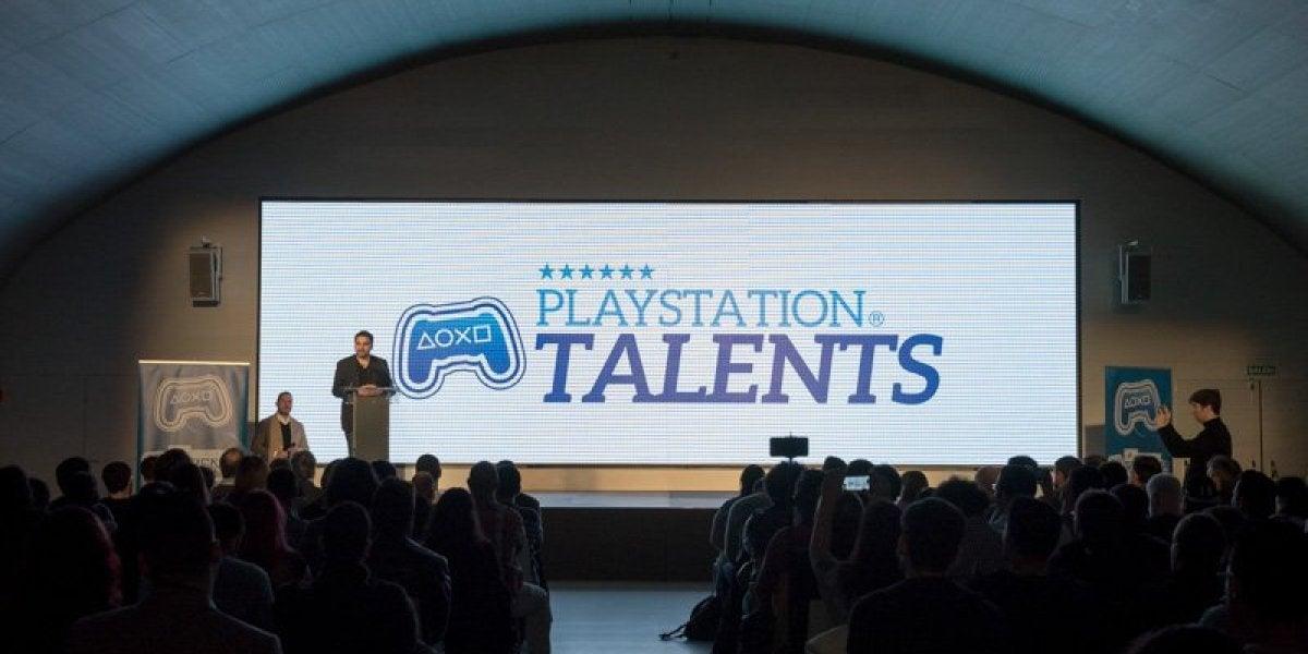 Presentación de los PlayStation Talents