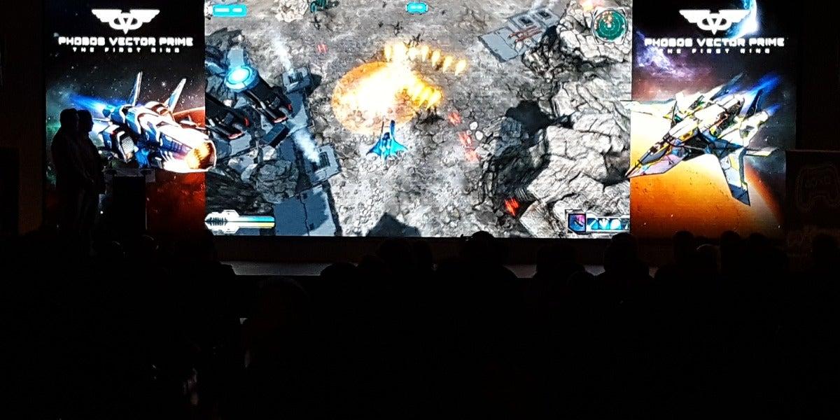 EuroPlay en la presentación de los PlayStation Talents