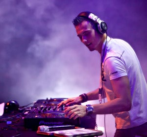DJ Xavi Alfaro