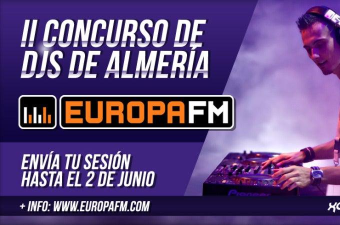 II Concurso de DJs de Europa FM Almería