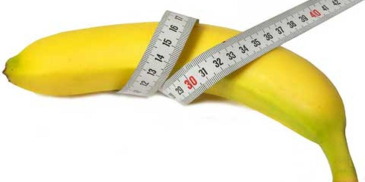 El tamaño del pene ha aumentado en los últimos años