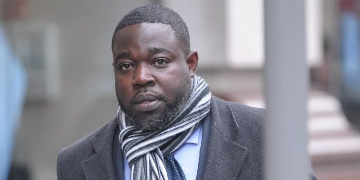 El doctor Kwame Somuah-Boateng