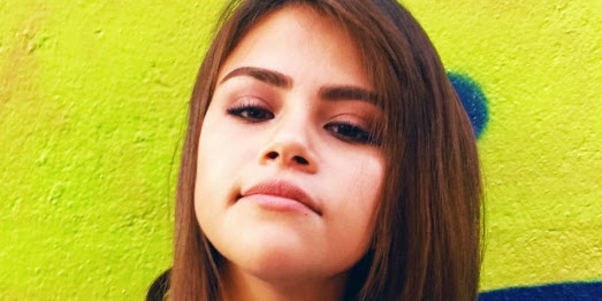 Sofía Solares, la doble mexicana de Selena Gomez